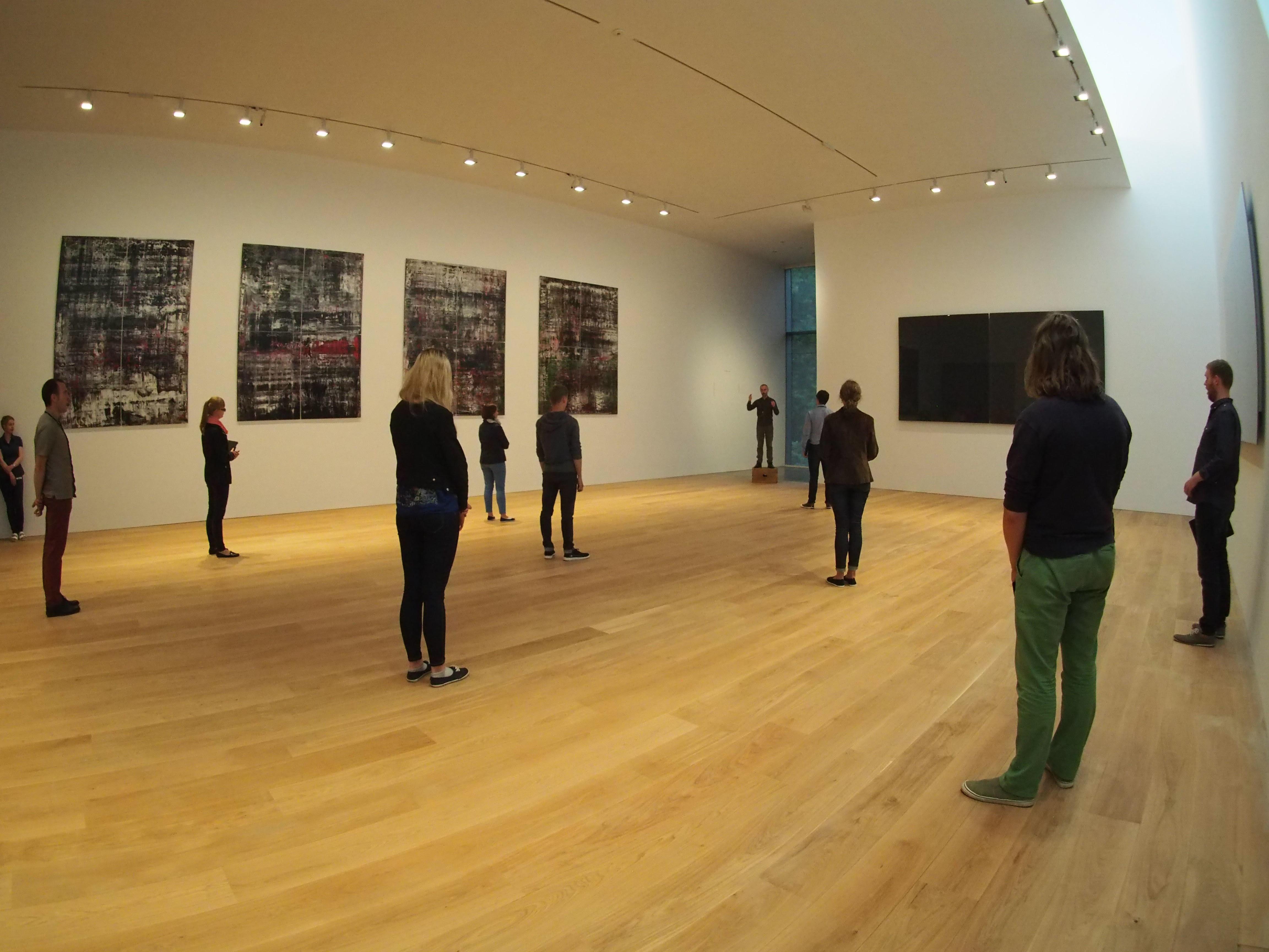Richter Meets Pärt<br>Vox Clamantis – Concert at an Exhibition