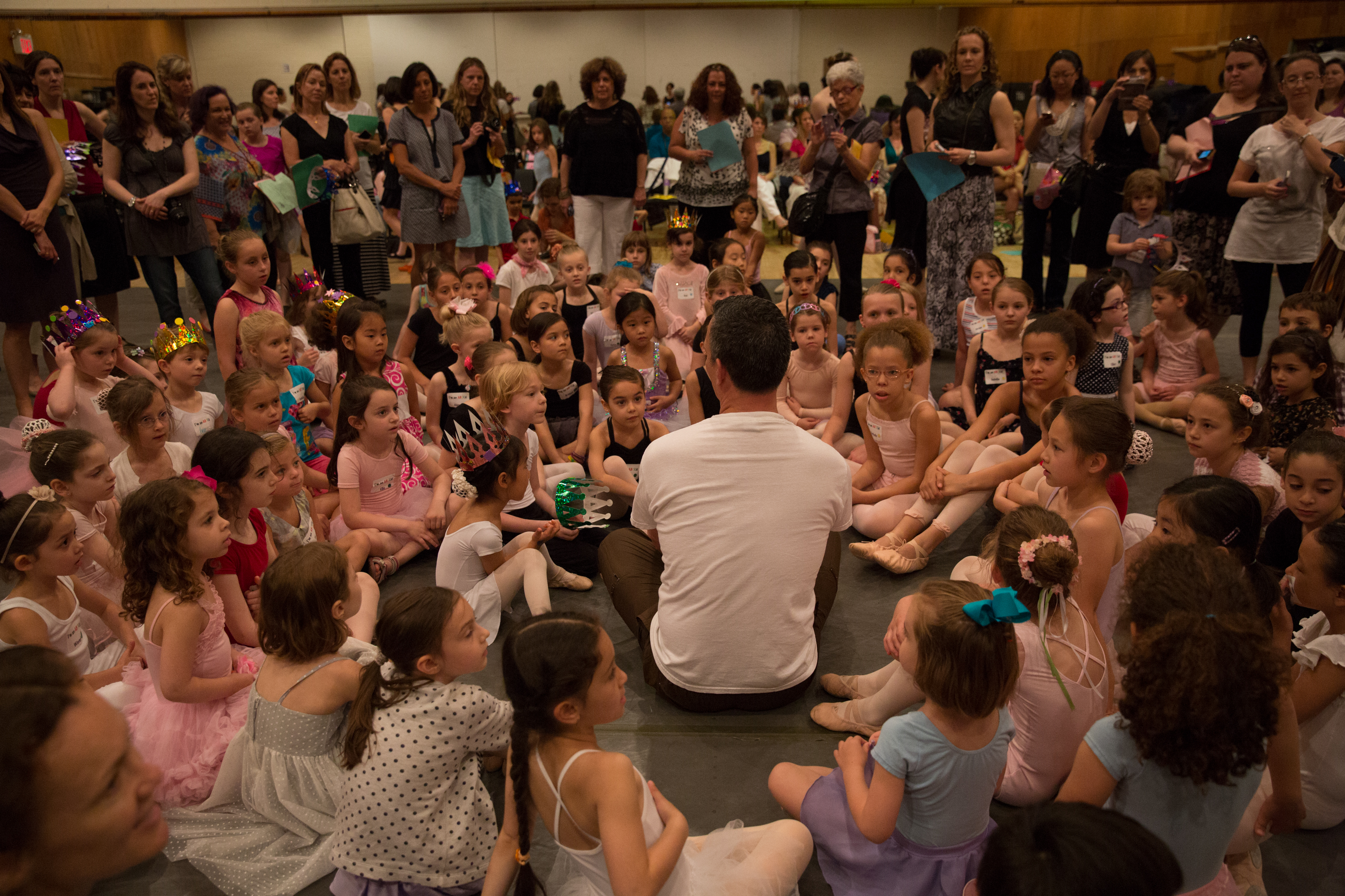 ABT Kids –  Whipped Cream Children's Workshop (Rosalie O'Connor, courtesy of American Ballet Theatre)