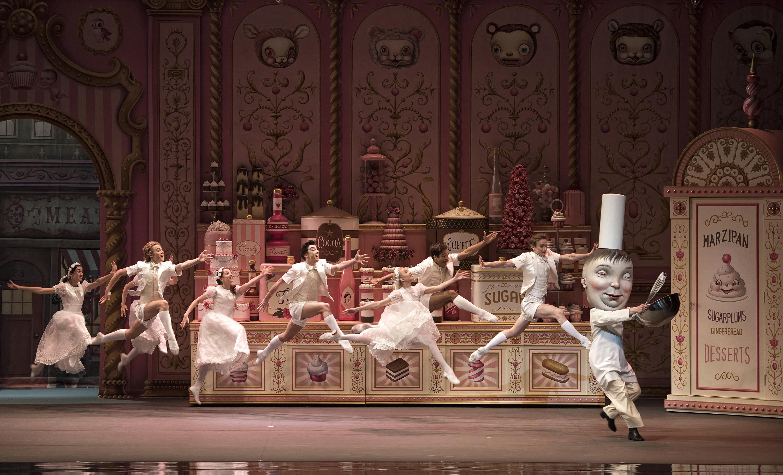 美國芭蕾舞劇院全接觸
