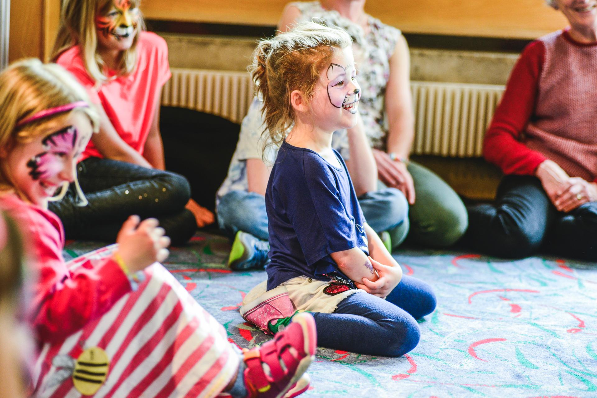 Opera Make Up for Children