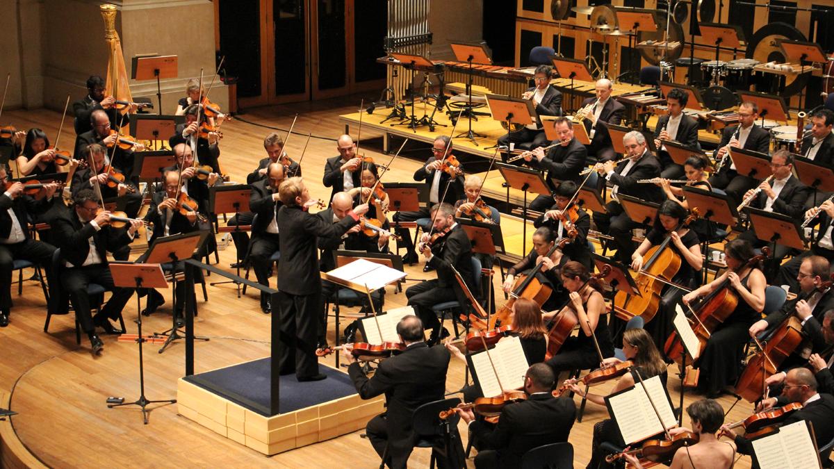 瑪琳.艾爾梭與聖保羅交響樂團