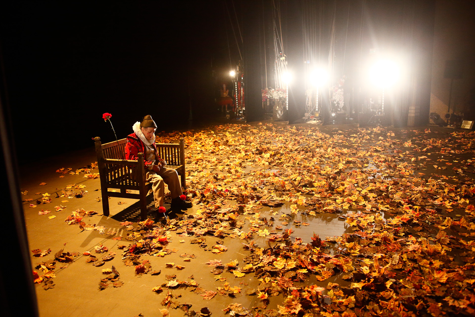 La Gioia《快樂大本營》劇照