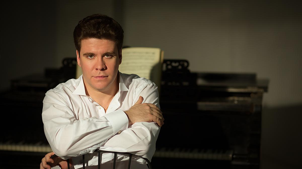馬祖耶夫鋼琴獨奏會