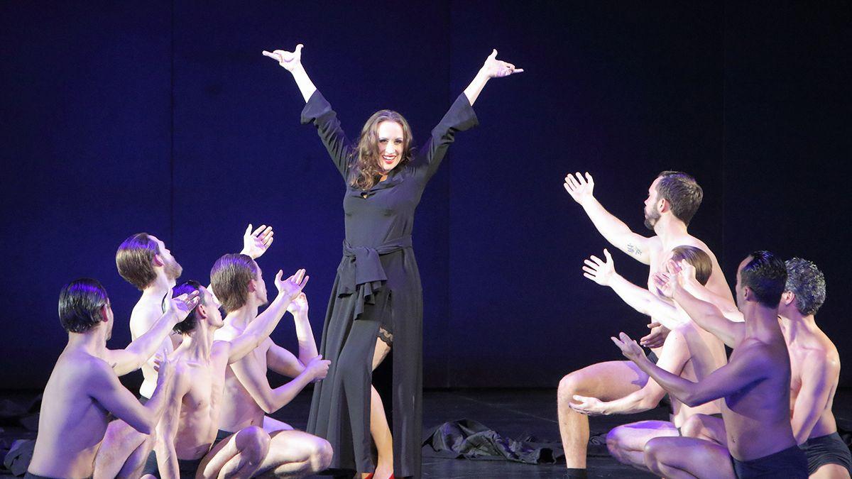 巴伐利亞國立歌劇院演出李察.史特勞斯《拿索斯島的亞莉安妮》劇照