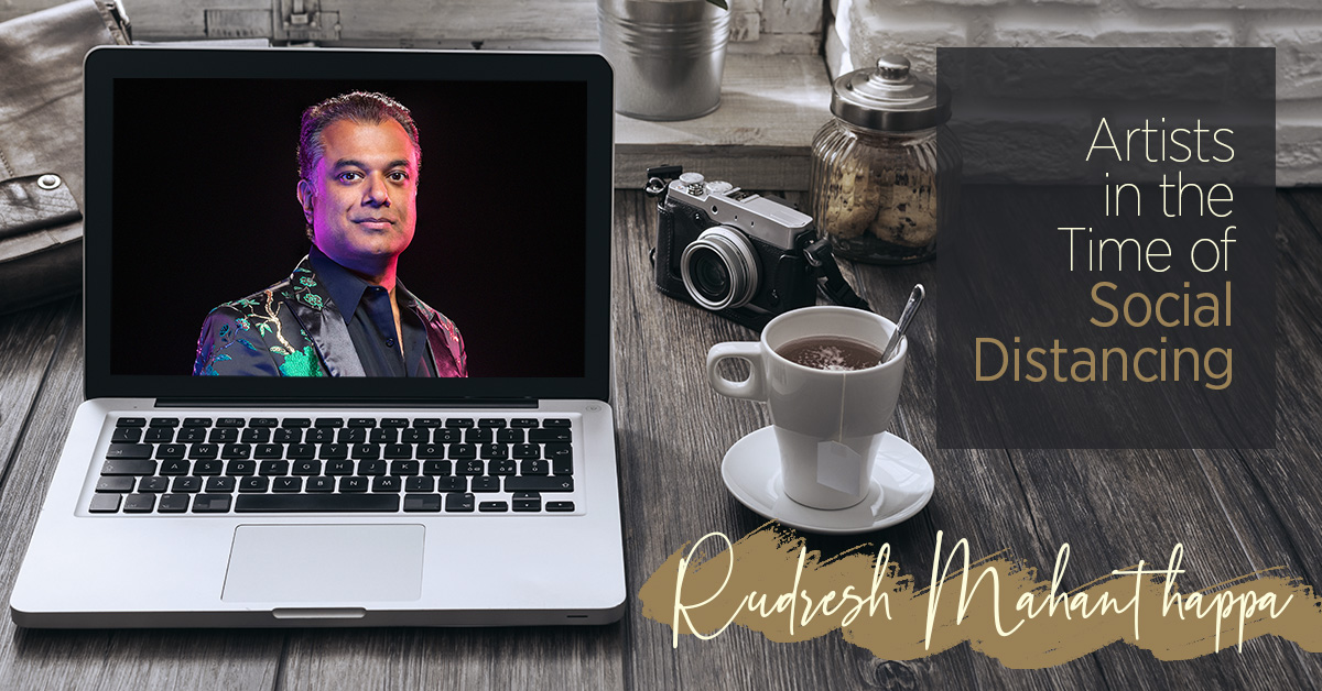 Artists in the Time of Social Distancing: Rudresh Mahanthappa