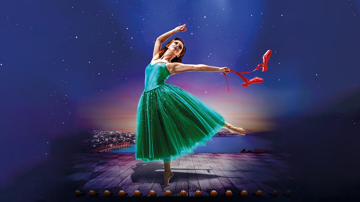 馬修‧伯恩新冒險舞蹈團<br>芭蕾電影《紅舞鞋》</br>
