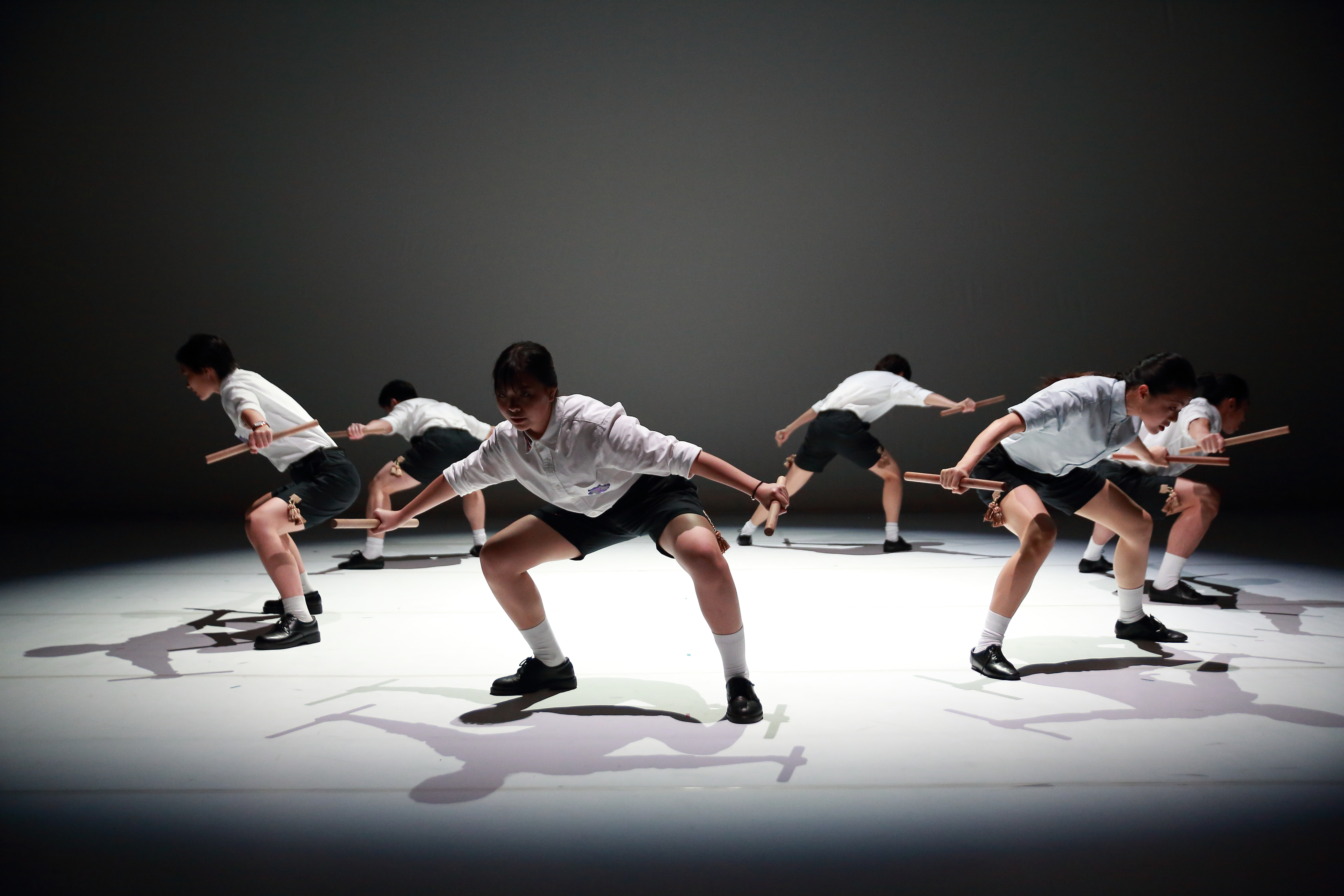 Bridging multiple cultures and generations, <i>Will You Still Love Me Tomorrow?</i> (Hong Kong Remix) is unprecedented in bringing to the stage 10 student dancers, who took part along with local professional dancers